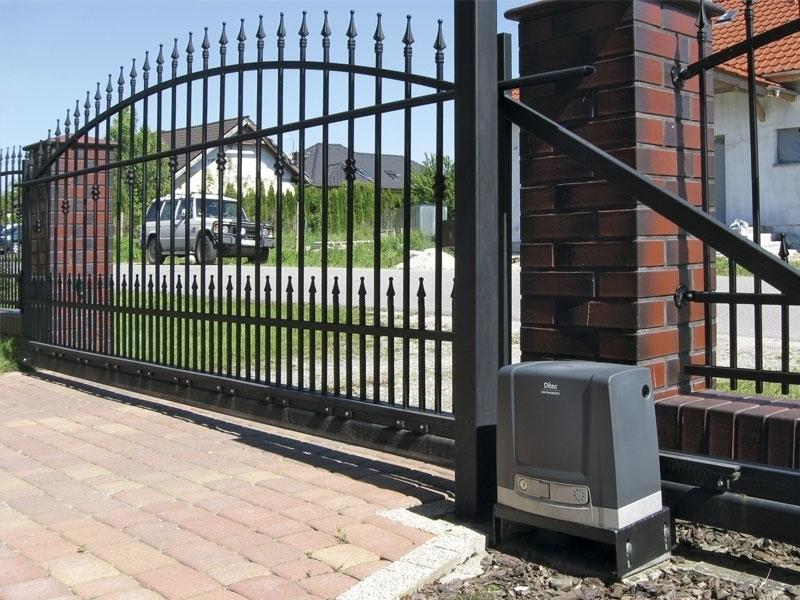 Automação de Portão Condomínio Instituto da Previdência - Automação de Portão Guilhotina