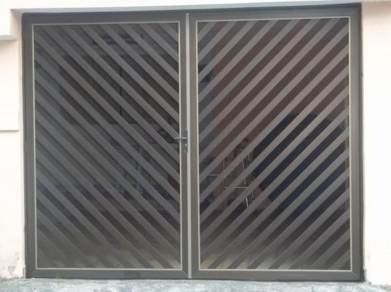 Automação de Portões Duas Folhas Vila Albertina - Automação de Portão Guilhotina