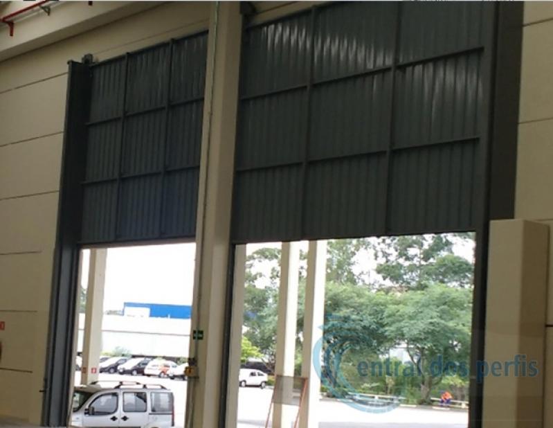 Automação para Portões de Garagens Pompéia - Automação de Portão Duplo Deslizante