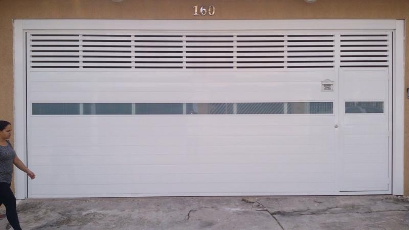 Compra de Portão Automático Garagem Santo Amaro - Portão Automático Basculante