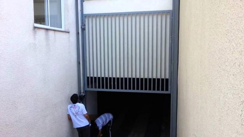 Onde Fazer Automação de Portão Guilhotina Jaguaré - Automação de Portão Pivotante