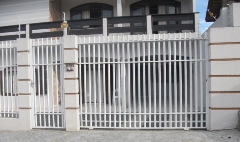 Orçamento de Portão Automático de Garagem Parque São Domingos - Portão Automático Basculante