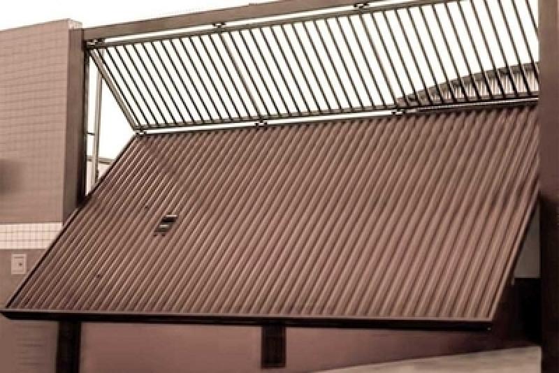 Portão Automático Articulado Sapopemba - Portão Automático para Garagem