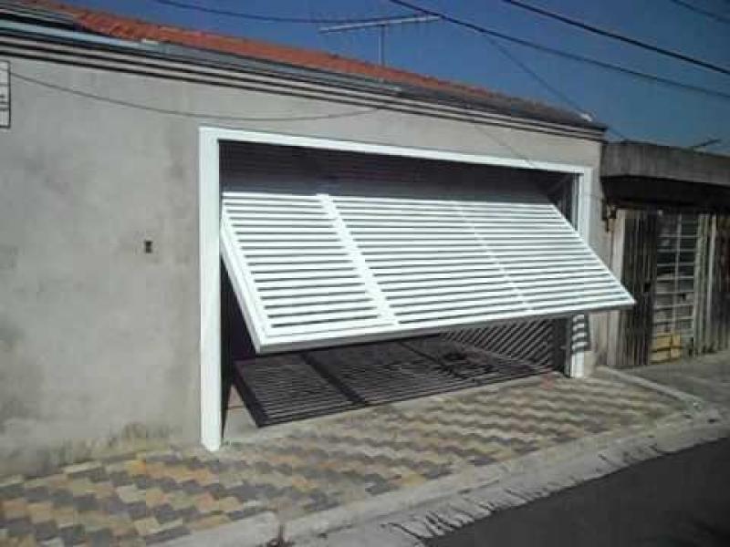Portão Automático Basculante Valor Vila Medeiros - Portão Automático Articulado