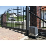 automação de portão condomínio Casa Verde