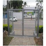 automação de portão duas folhas preço Centro