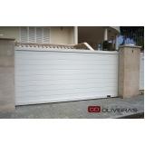 compra de portão automático deslizante Vila Dalila
