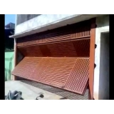compra de portão automático dobrável Vila Romana