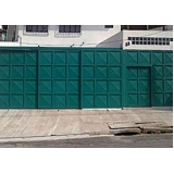 onde fazer automação de portão industrial Campo Grande