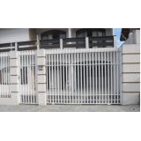 orçamento de portão automático de garagem Parque São Domingos