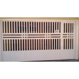 portão automático para garagem valor Água Branca