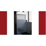 portão social alumínio orçamento Aricanduva