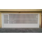portão social para residência orçamento Cantareira