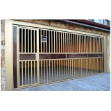 portões automáticos de garagens Zona oeste