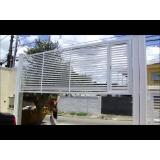 valor de automação de portão guilhotina Vila Mariana