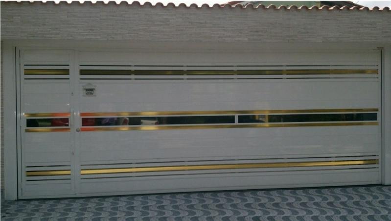 Automação de Portão Basculante Preço Santa Efigênia - Automação de Portão Duplo Deslizante