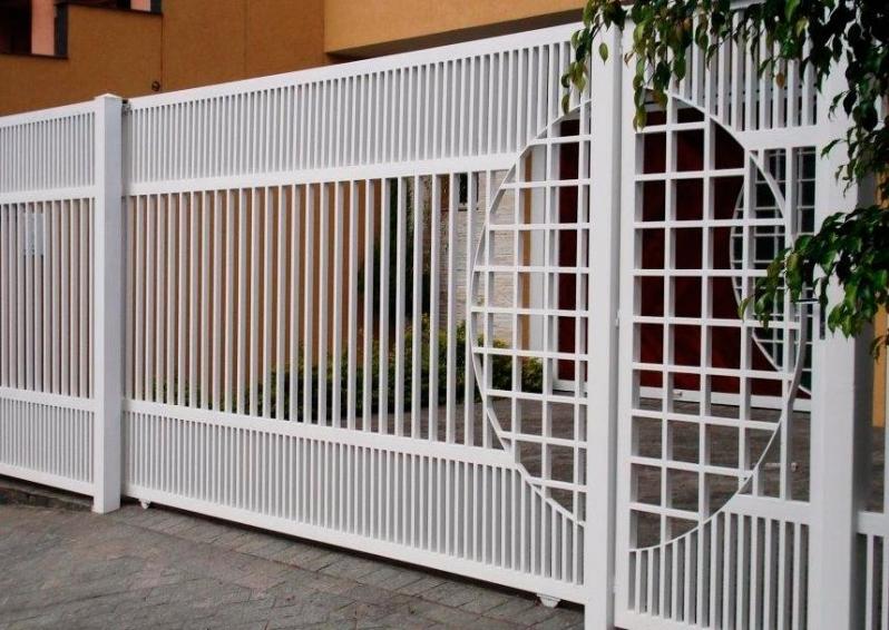 Automação de Portão Deslizante Preço Trianon Masp - Automação de Portão Duplo Deslizante