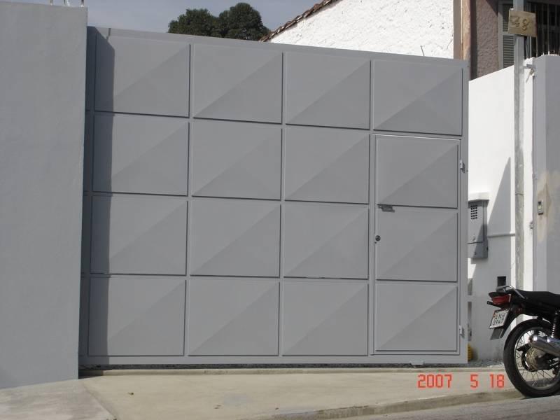 Automação de Portão Industrial Preço Raposo Tavares - Automação de Portão Deslizante
