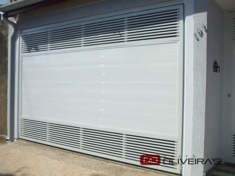 Compra de Portão Automático Basculante Alumínio Parada Inglesa - Portão Automático para Garagem