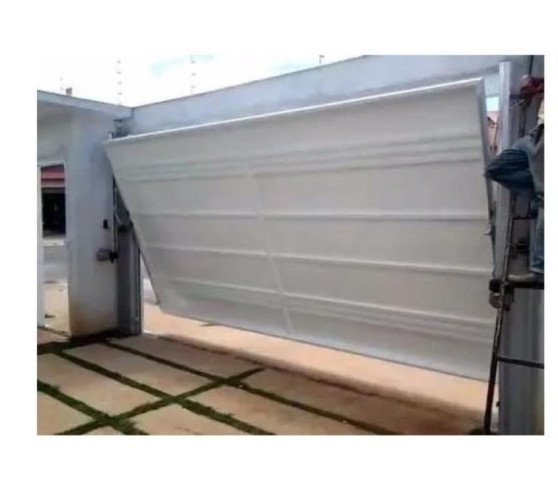 Compra de Portão Automático Basculante Campo Limpo - Portão Automático Basculante