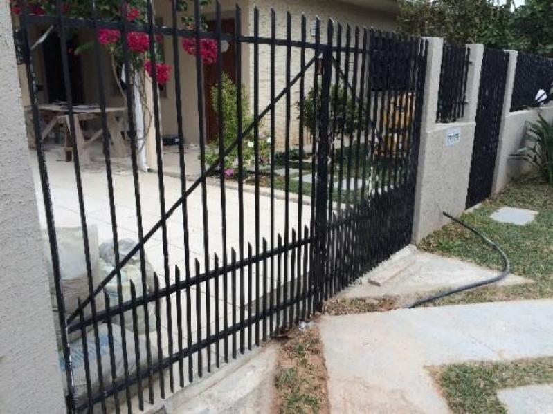Compra de Portão Automático de Garagem Anália Franco - Portão Automático para Garagem