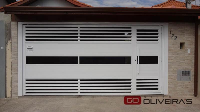 Onde Fazer Automação de Portão de Garagem Consolação - Automação de Portão Duplo Deslizante