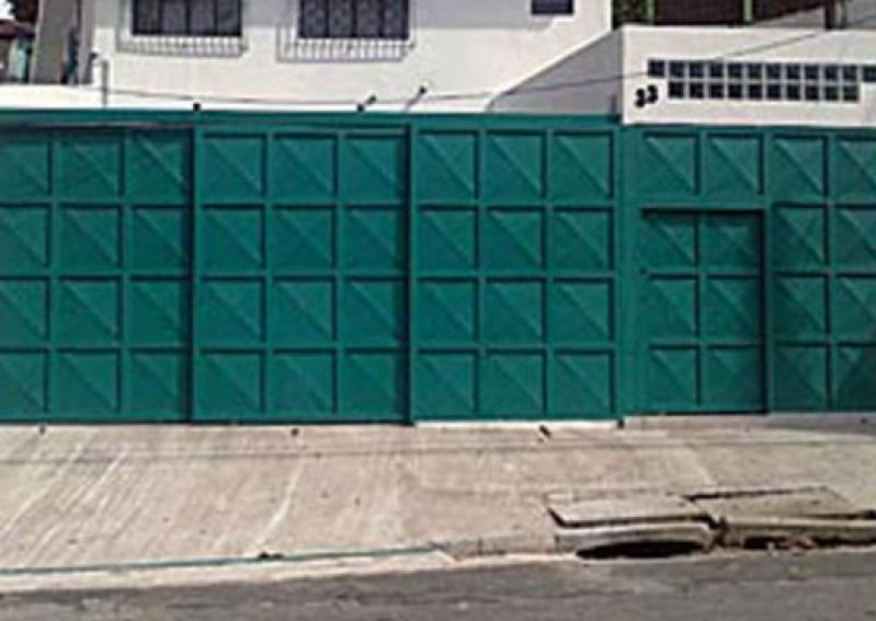 Onde Fazer Automação de Portão Industrial Caieras - Automação de Portão Duplo Deslizante