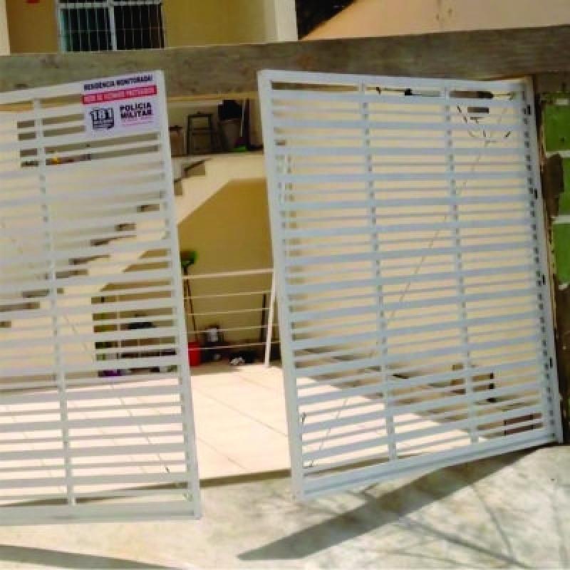 Onde Fazer Automação de Portão Pivotante Vila Prudente - Automação de Portão Basculante