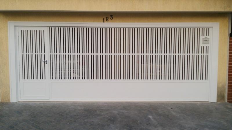 Orçamento de Portão Automático para Garagem Vila Buarque - Portão Automático Basculante