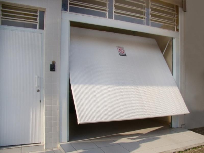 Portão Automático Basculante Ipiranga - Portão Automático para Garagem
