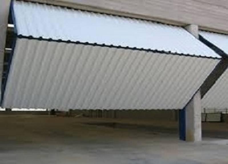 Portão Automático Dobrável Valor Centro - Portão Automático para Garagem