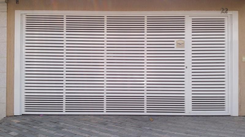 Portão Automático Garagem Butantã - Portão Automático de Correr