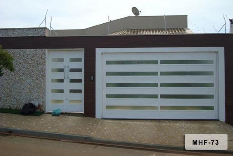 Portão Social Garagem Orçamento Belém - Portão Social Automatizado