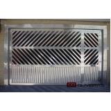 automação de portão de garagem Aclimação