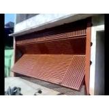 compra de portão automático articulado Vila Anastácio