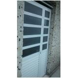 empresa de porta de aço automática Raposo Tavares