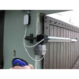 manutenção de portão guilhotina preço Pirituba