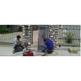 manutenção de portão residencial preço Jardim Namba