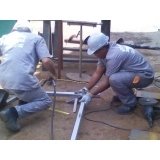 manutenção de portões guilhotinas Jardim Namba