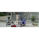 manutenção de portões pivotantes Parque São Domingos