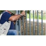 manutenção de portões residenciais Roosevelt (CBTU)