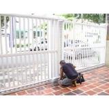 onde faço manutenção de portão condomínio Jardim Guarapiranga