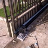 onde faço manutenção de portão de correr Mandaqui