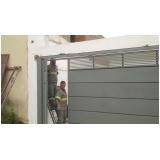 onde faço manutenção de portão residencial Jabaquara