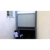 onde fazer automação de portão guilhotina Jardim Marajoara