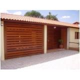 onde fazer automação de portão residencial Vila Sônia
