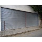 portão automático de enrolar Conjunto Habitacional Padre Manoel da Nóbrega