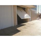 portões automáticos basculantes Vila Leopoldina