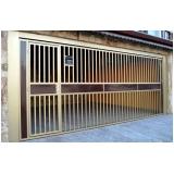portões automáticos de garagens Aclimação
