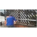 valor da manutenção de portão garagem Rio Pequeno